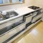 キッチン キッチンは食洗機を完備。収納力にも優れております。